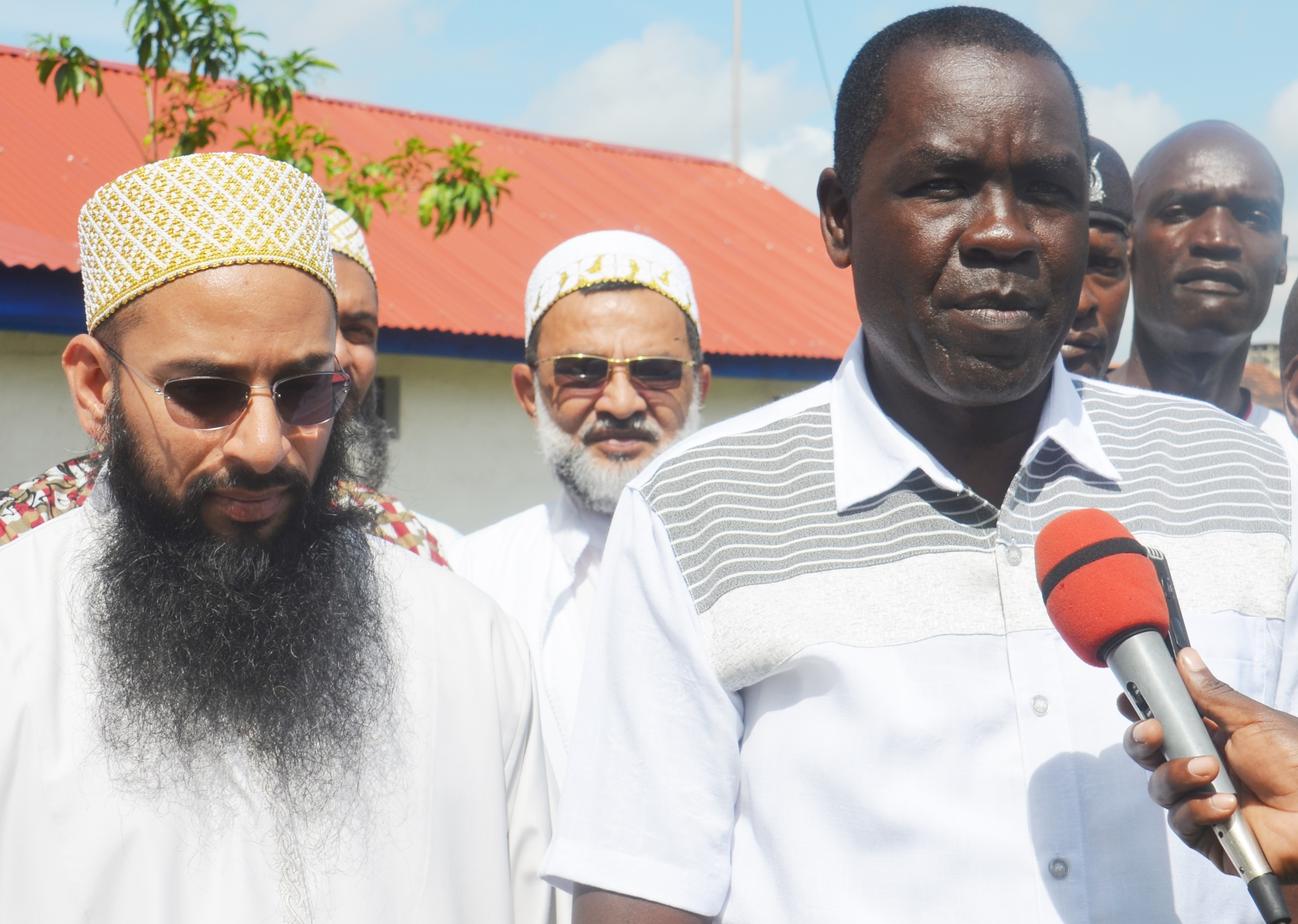 Mombasa Residents Promised Tough Security Operations Ahead